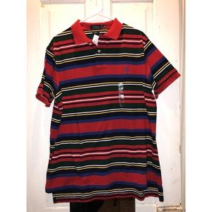 NWT Polo by Ralph Lauren Custom Fit XL